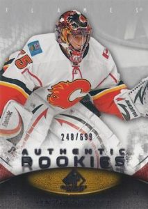 Authentic Rookies Henrik Karlsson