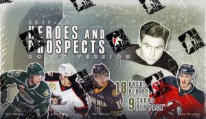2011-12 Heroes & Prospects Box
