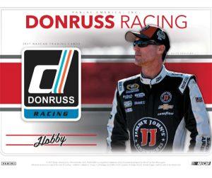 2017 Donruss NASCAR Box