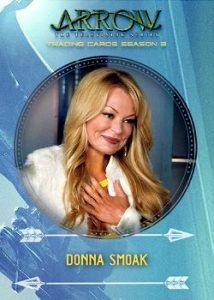 Character Bios Donna Smoak