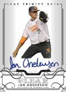 Clear Autograph Ian Anderson