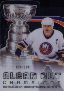 Clear Cut Champions Denis Potvin