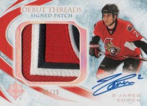 Debut Threads Patch Auto Jared Cowen
