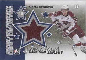 Draft Day Stars Slater Koekkoek