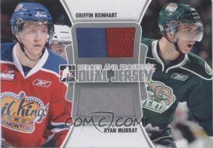 Dual Jersey Griffin Reinhart, Ryan Murphy