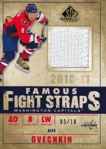 Famous Fight Straps Alex Ovechkin