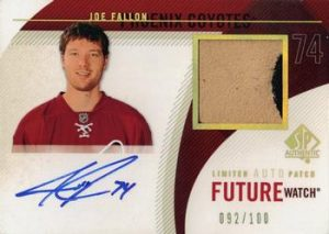 Future Watch Auto Patch Joe Fallon