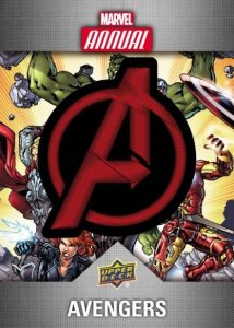 Logo Patches Avengers