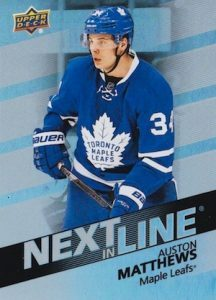 Next in Line Auston Matthews