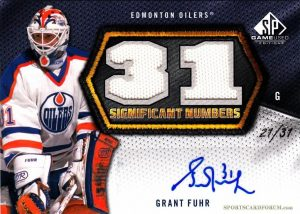 SIGnificant Numbers Grant Fuhr