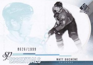 SP Essentials Matt Duchene