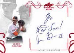 Signatures Jason Groome