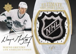 Ultimate Signature Logos Wayne Gretzky