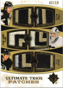 Ultimate Triple Patch Evgeni Malkin, Marc-Andre Fleury, Jordan Staal