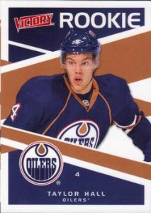 Victory Rookies Taylor Hall