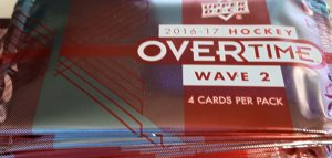 2011-12 Overtime Wave 2 Packs