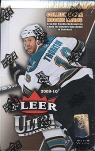 2009-10 Fleer Ultra Box