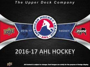 2016-17 Upper Deck AHL