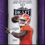 2017 Leaf Draft Football Box