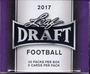 2017 Leaf Draft Football Thumbnail
