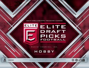 2017 Panini Elite Draft Picks Box