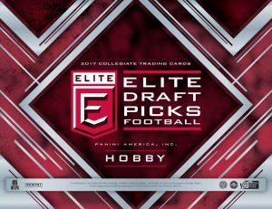 2017 Panini Elite Draft Picks Box