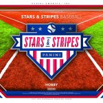2017 Stars and Stripes Baseball Box