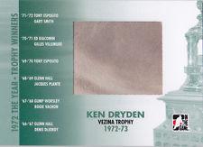 71-72 Trophy Winners Ken Dryden