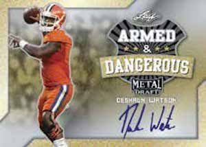 Armed and Dangerous Auto Deshaun Watson