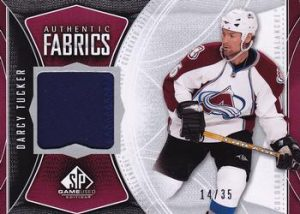 Authentic Fabrics Patches Darcy Tucker