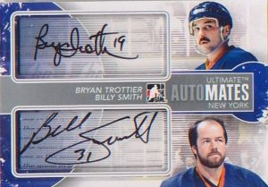 AutoMates Bryan Trottier, Billy Smith