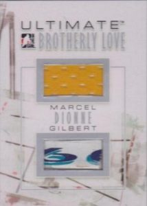 Brotherly Love Marcel and Gilbert Dionne