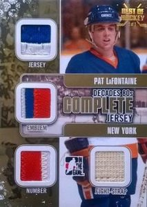 Complete Jersey Pat LaFontaine