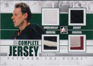 Complete Jersey Silver Sean Burke