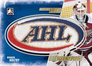 Complete Logo AHL Braden Holtby