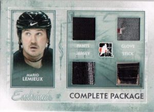 Complete Package Silver Mario Lemieux