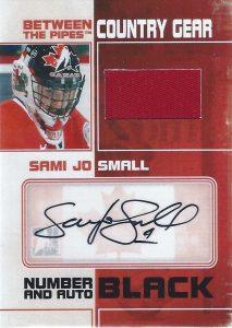 Country Gear Number and Auto Black Sami Jo Small