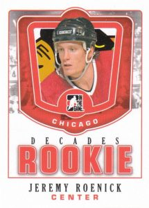Decades Rookies Jeremy Roenick