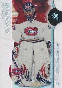 EX Hockey Carey Price
