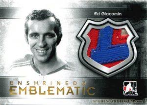Emblematic Ed Giacomin