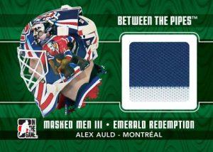 Emerald Masked Men Redemption Alex Auld