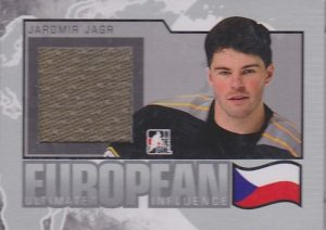 European Influence Jaromir Jagr