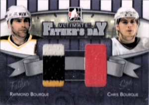 Father's Day Raymond Bourque, Chris Bourque