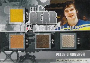 Full Gear Silver Pelle Lindbergh