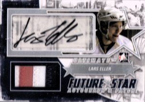 Future Stars Patch and Auto Lars Eller