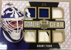 Goalie Gear Grant Fuhr