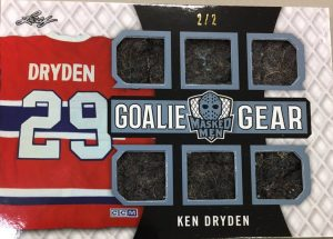 Goalie Gear Ken Dryden