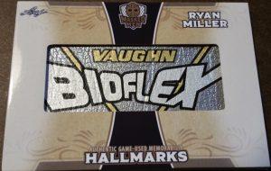 Hallmarks Ryan Miller