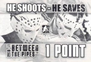 He Shoots, He Saves 1 Point