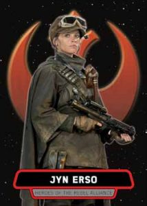 Heroes of the Rebel Alliance Jyn Erso